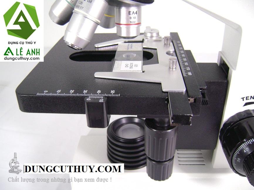 kính hiển vi soi tinh trùng heo