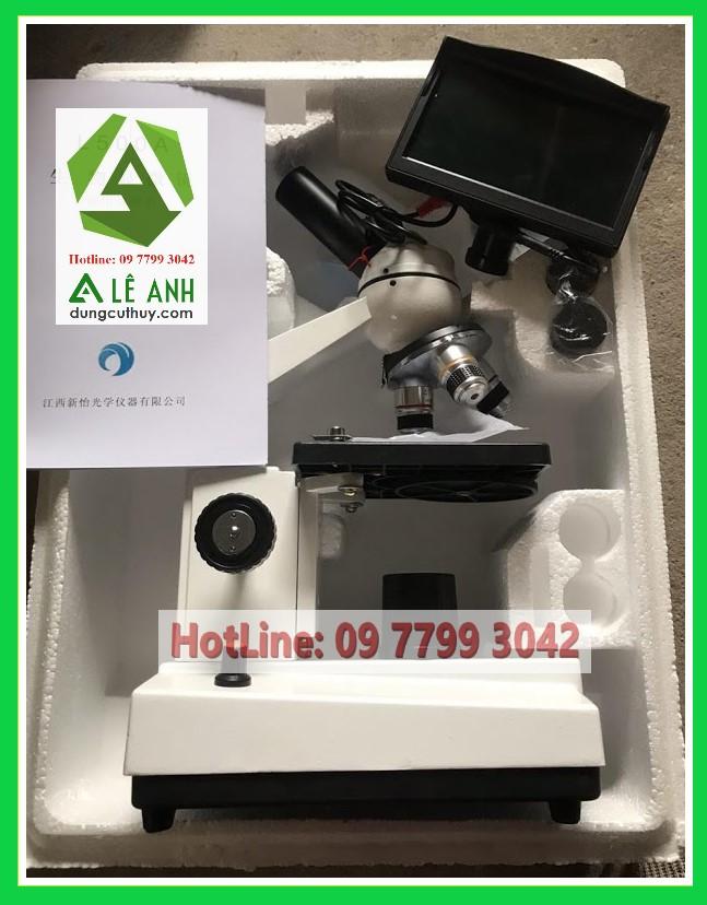 kính hiển vi soi tinh heo