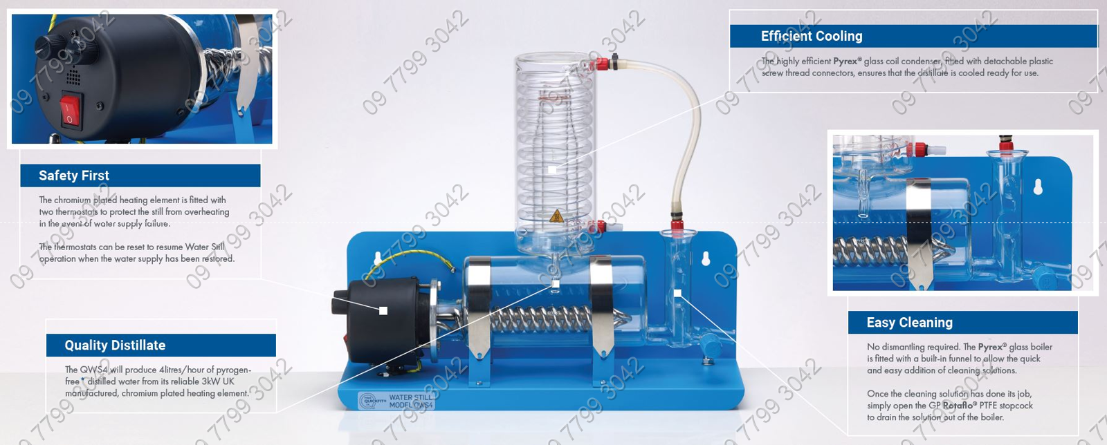 máy chưng cất nước