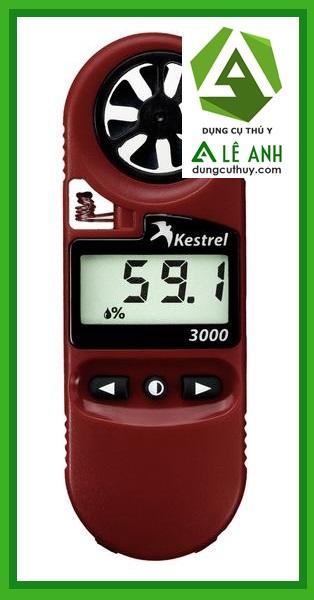 máy đo khí hậu