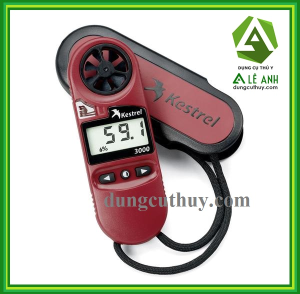 máy đo khí hậu chuồng trại
