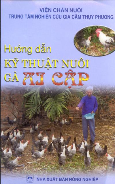 kỹ thuật nuôi gà