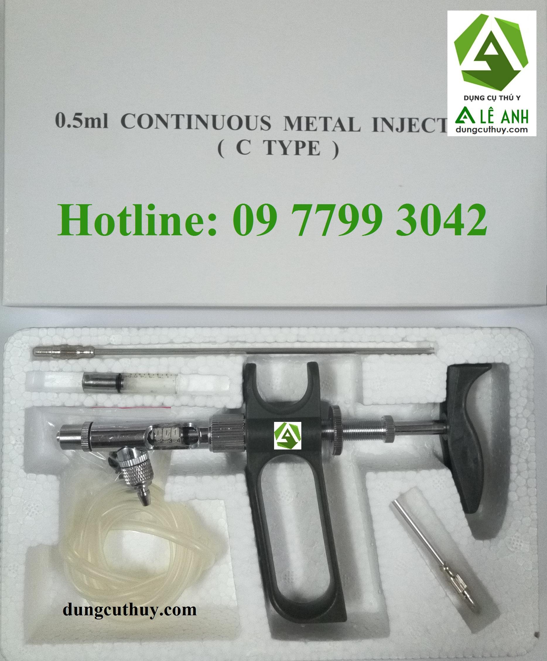 ống tiêm tự động